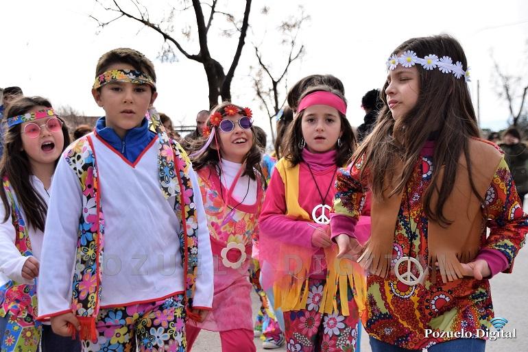 Pasacalles Infantil Carnaval 2018 Pozuelo Cva087