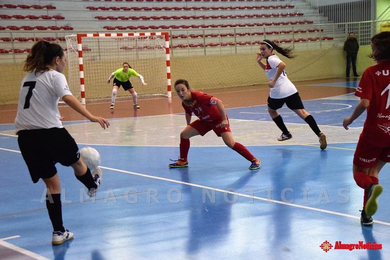 El Almagro FSF consigue una nueva victoria contra el Deportivo Córdoba en un espectacular encuentro