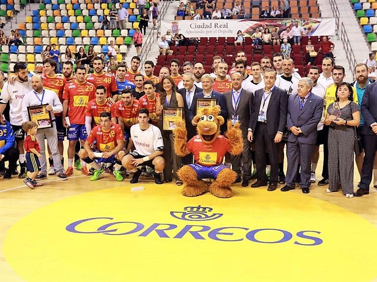Los Hispanos vuelven al Quijote Arena para enfrentarse al combinado de Túnez
