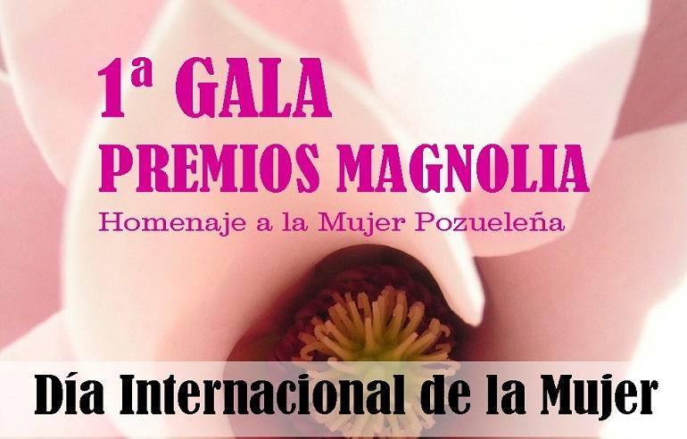 Pozuelo de Calatrava instaura los Premios Magnolia en homenaje a la mujer pozueleña