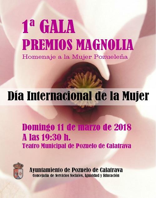 Primera Gala Premios Magnolia de Pozuelo de Calatrava