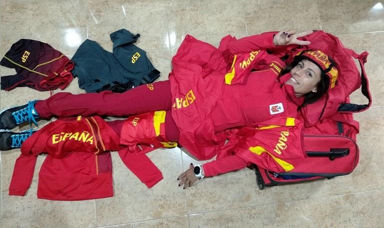 Gemma Arenas estará con la roja en el Campeonato del Mundo de Trail IAAF que tendrá lugar el próximo sábado 12 de mayo