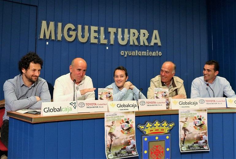Miguelturra El 2 de mayo se abre el plazo de inscripciones para el Campus de Fútbol 2018