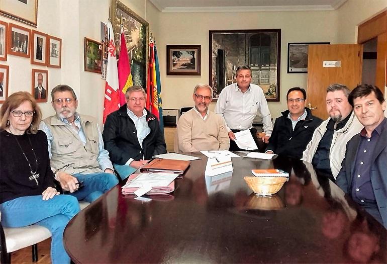 Aldea del Rey Adjudicadas las obras para convertir el Palacio de Clavería en espacio cultural y hospedería