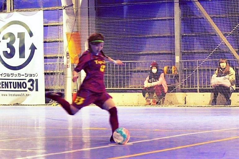 Almagro La jugadora nipona Peko recala en el Almagro FSF con posibilidad de fichar para la próxima temporada