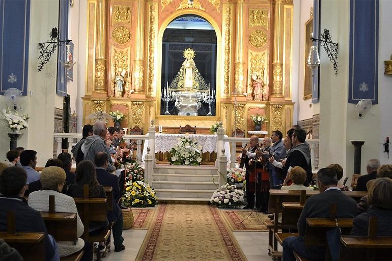 Almagro disfrutó de un inmejorable día para celebrar la romeria de la patrona la Virgen de las Nieves