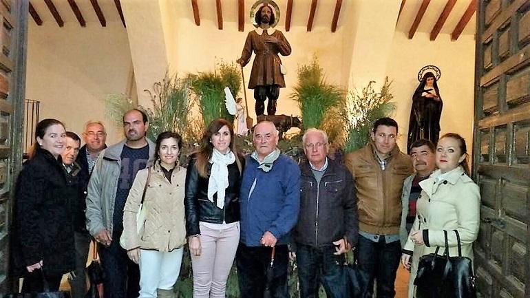 Carrión de Calatrava rinde tributo al patrón de los agricultores y ganadores, San Isidro Labrador, con un variado programa de actividades