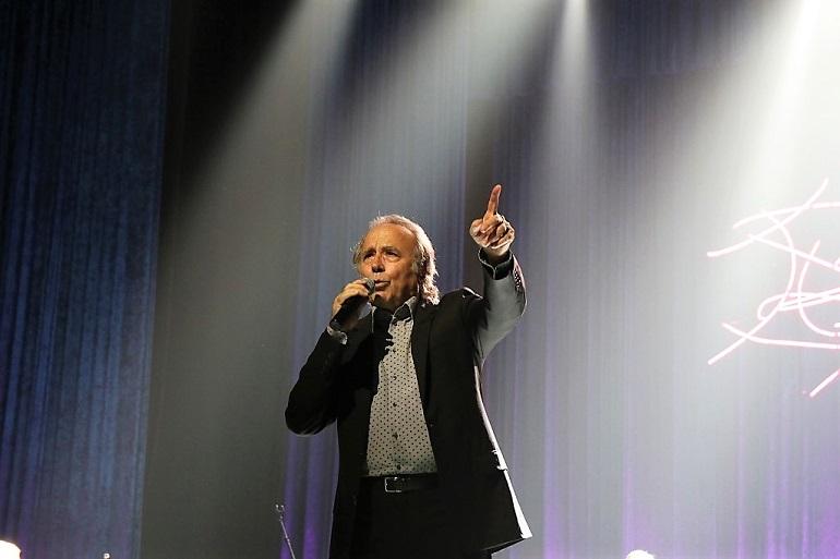 Ciudad Real AMUMA presenta la gira Mediterráneo da capo de Joan Manuel Serrat el día 1 de Junio en el Auditorio La Granja