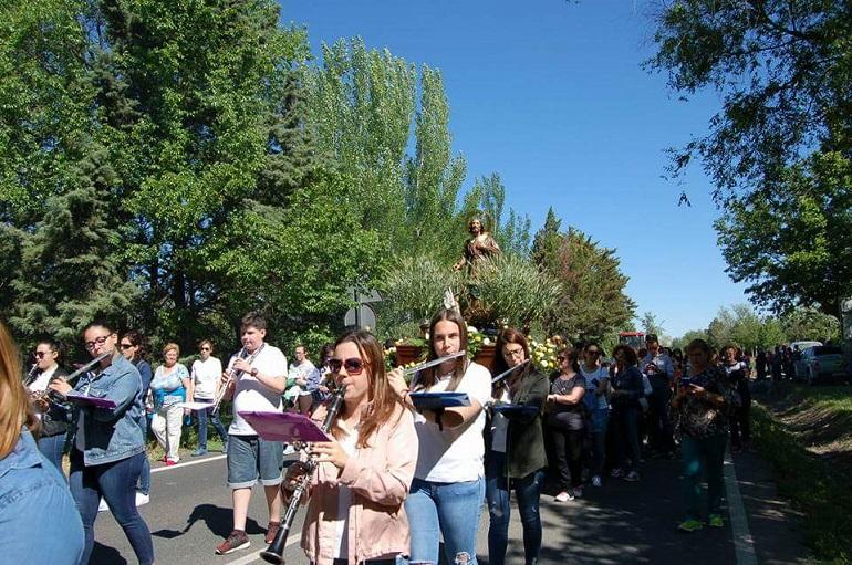 Torralba celebró un año más la festividad de San Isidro con una alta participación de los vecinos