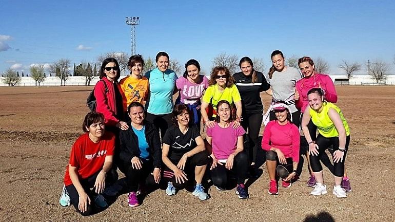 Torralba de Calatrava pone en marcha la Escuela Femenina de Running Corremos juntas