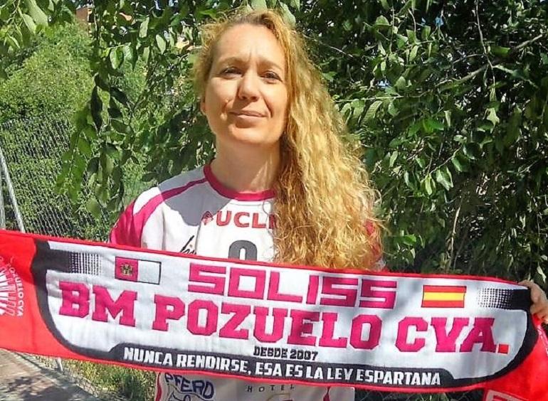 El Soliss BM Pozuelo lleva a cabo el primer fichaje para la próxima temporada con vistas a reforzar la portería