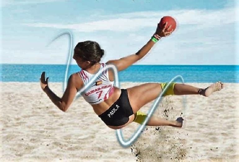 Este fin de semana Ciudad Real tiene una cita con el Balonmano Playa