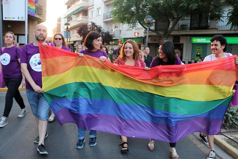 Miguelturra celebra diferentes actos para conmemorar el Día del Orgullo