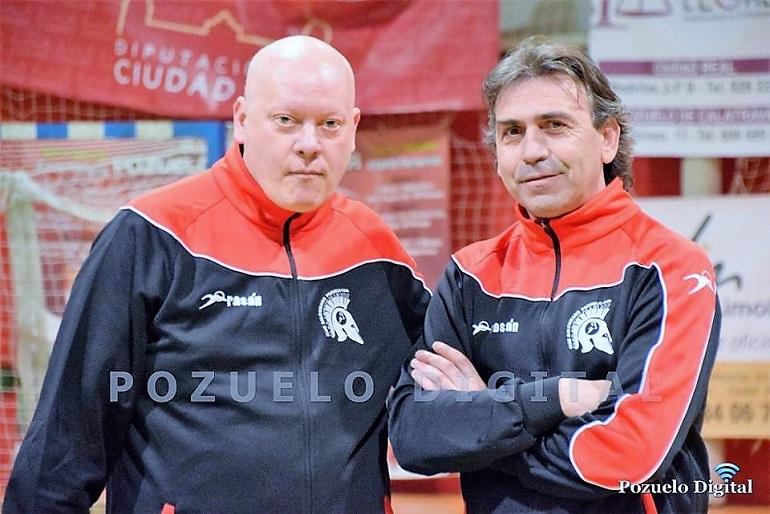 Carlos Martínez será el entrenador del Senior Masculino del Soliss BM Pozuelo