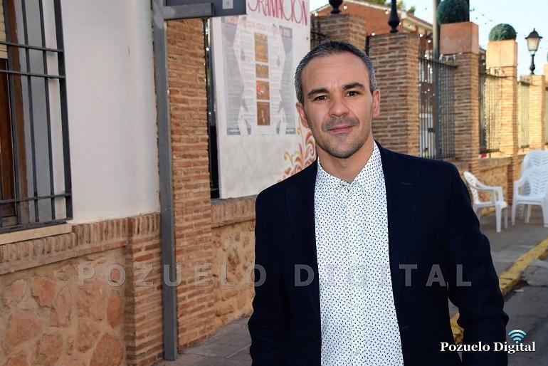 Leo Herrera, Pregronero de las Feria y Fiestas 2018 de Pozuelo de Calatrava