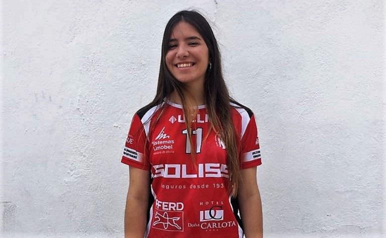Lucía Martín, del Amibal Toledo, será el segundo fichaje para la próxima temporada del Soliss BM Pozuelo