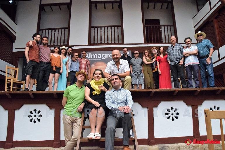 Presentación de El Burlador de Sevilla por la CNTC en el 41 FITCA 2018