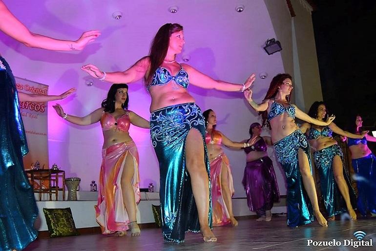 danza oriental alarcos