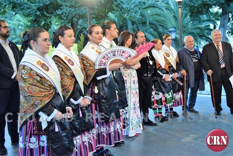 Ciudad Real en plenas fiestas de agosto en honor a la Virgen del Prado