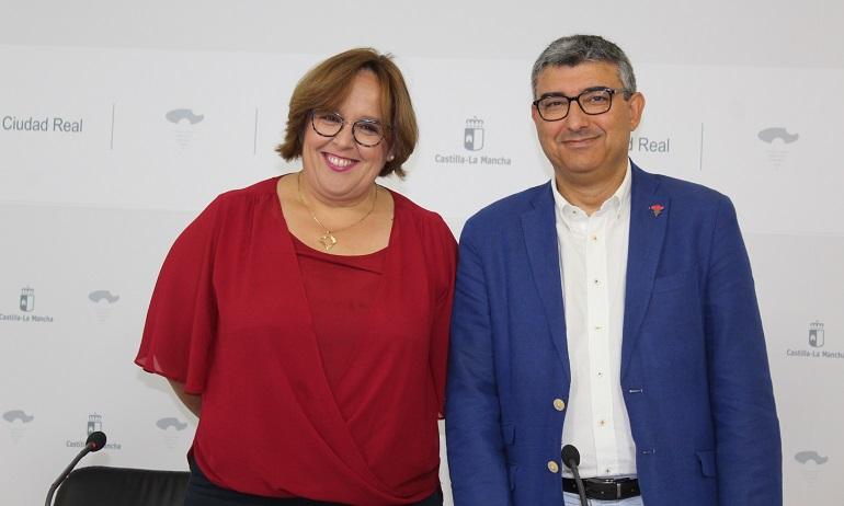 Ciudad Real La administración regional destina 3,8 millones a la mejora de infraestructuras educativas en la provincia