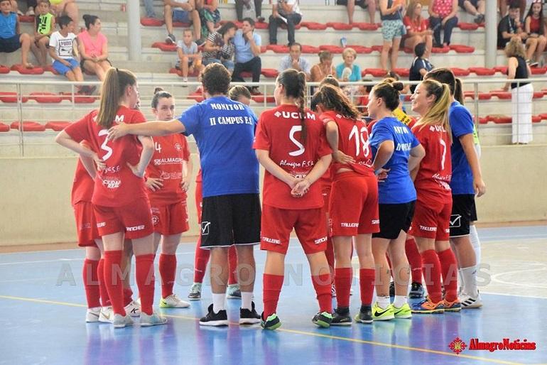 El Almagro FSF tendrá un equipo filial esta temporada que competirá en la Liga Autonómica