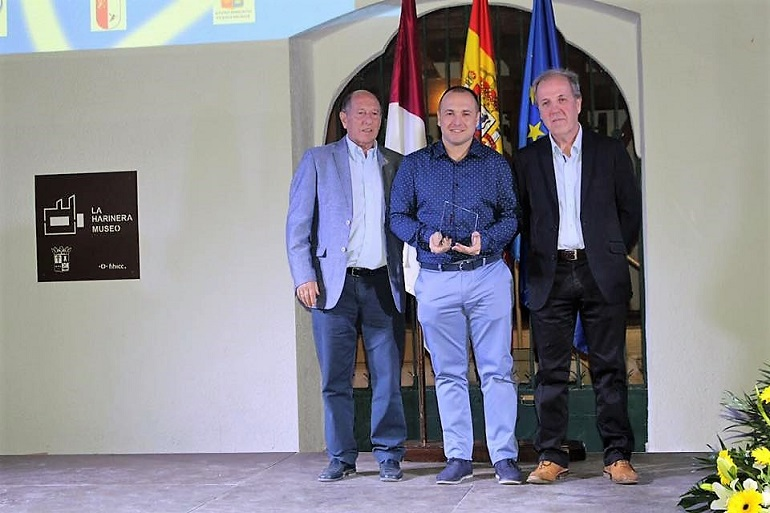 El BM Pozuelo sigue cosechando éxitos y distinciones en la XVI Gala del Balonmano de Castilla La Mancha