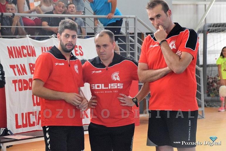 Eusebio Angulo y Javier López serán los entrenadores de la selección autonómica infantil femenina, mientras Alberto Ruiz será el entrenador de porteros de todos los equipos