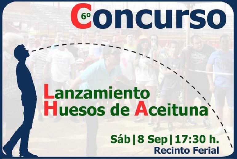 Miguelturra celebrará la VI Edición del Concurso de Lanzamiento de Hueso de Aceituna el próximo sábado