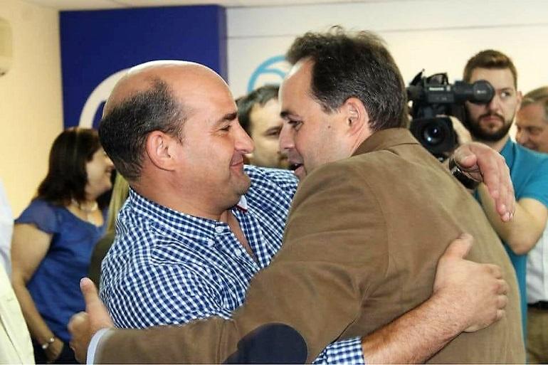 Julián Triguero sera el Secretario de Industria en la nueva ejecutiva regional del PP