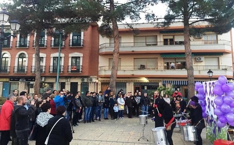 El PSOE de Pozuelo de Calatrava ha dicho No a la Violencia de Género