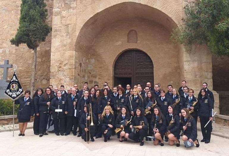 Pozuelo de Calatrava La Asociación Musical José Gracia Sánchez celebró este fin de semana la festividad de su patrona Santa Cecilia