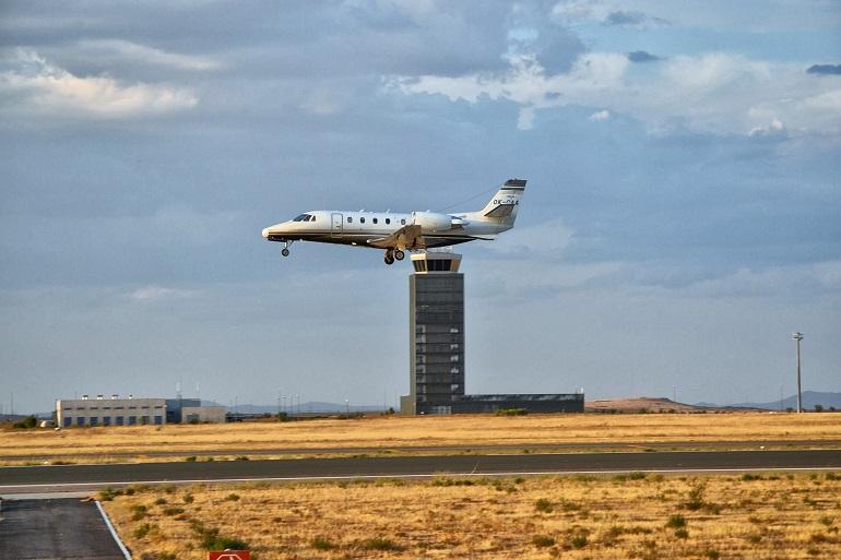 El Aeropuerto de Ciudad Real prevee recuperar el tráfico aéreo y crear 650 puestos de trabajo