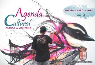 Agenda Cultural Pozuelo de Calatrava - Febrero, Marzo y Abril 2019