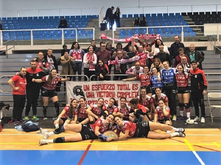 El Soliss BM Pozuelo recupera el buen juego y vence a domicilio al URCI Almería por 24-30