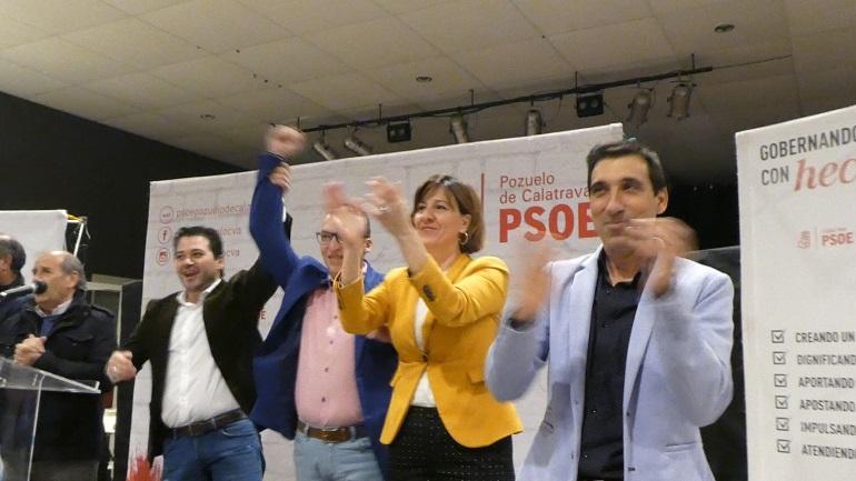 HORNERO ENTRE BLANCA FDEZ, DAVID TRIGUERO Y DANIEL REINA