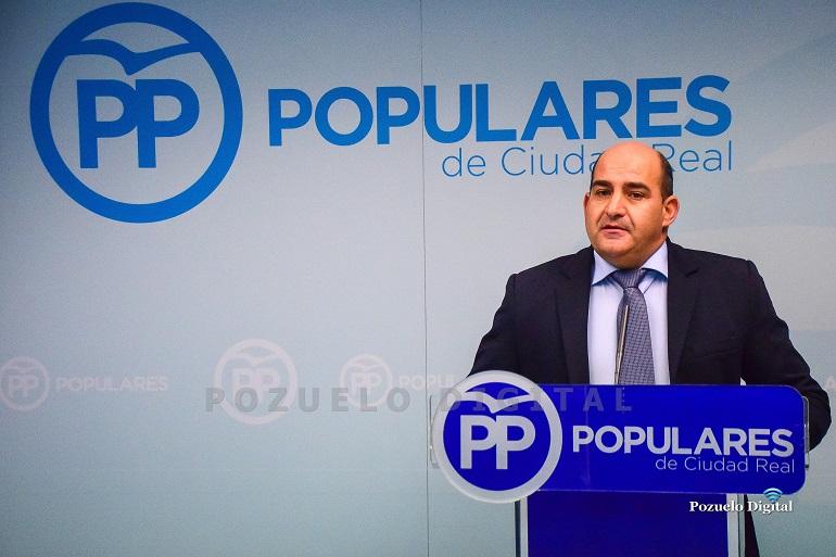 Pozuelo de Calatrava Julián Triguero Calle adelanta que se presentará a la reelección como alcalde en los próximas elecciones municipales del 26 de mayo