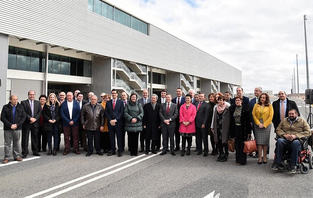 Pozuelo de Calatrava presente en el ámbito de influencia del Aeropuerto de Ciudad Real