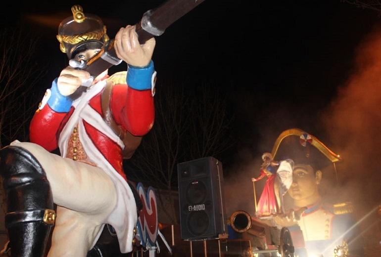 Bolaños El Burleta, Harúspice, y Amas de Casa de Pozuelo se reparten los tres primeros premios del Desfile de Carrozas y Comparsas 2019
