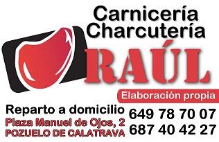 Carnicería y Charcutería RAUL - Plaza Manuel de Ojos, 2 - POZUELO DE CALATRAVA