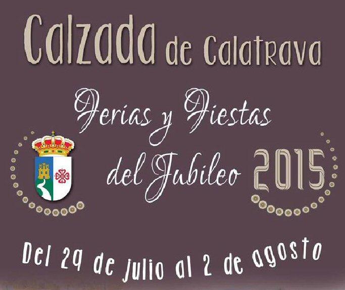 Programación-Feria-y-Fiestas-2015-de-Calzada-de-Calatrava