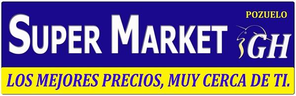 SuperMarket GH - Calle Salobral, 24 - Pozuelo de Calatrava