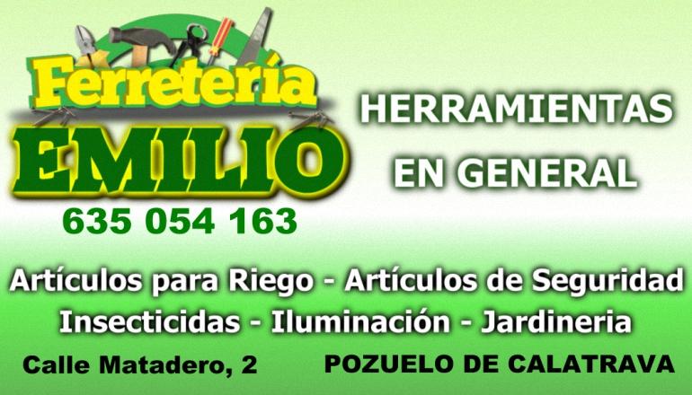 Ferreteria Emilio Horizontal 770
