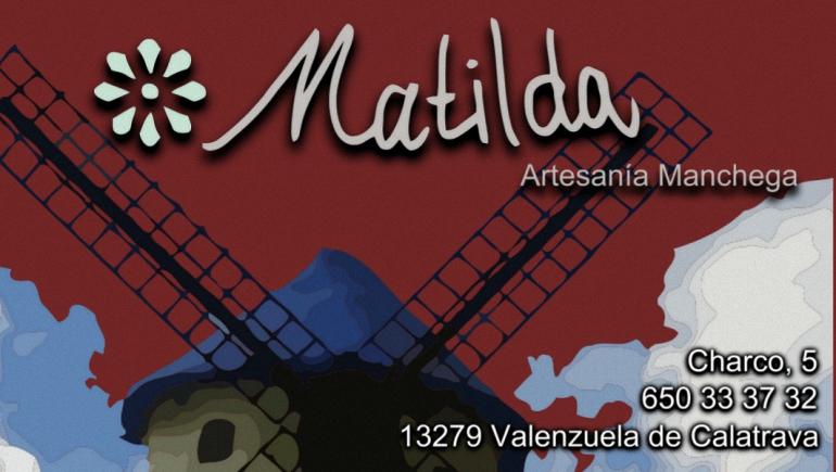 Matilda Artesania Manchega 770