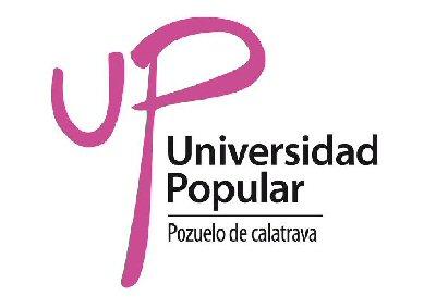 Nuevo logotipo de la Universidad Popular de Pozuelo de Calatrava