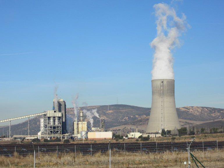 Puertollano El Ministerio de Industria atoriza el cierre de la Central Termoeléctrica de Elcogas