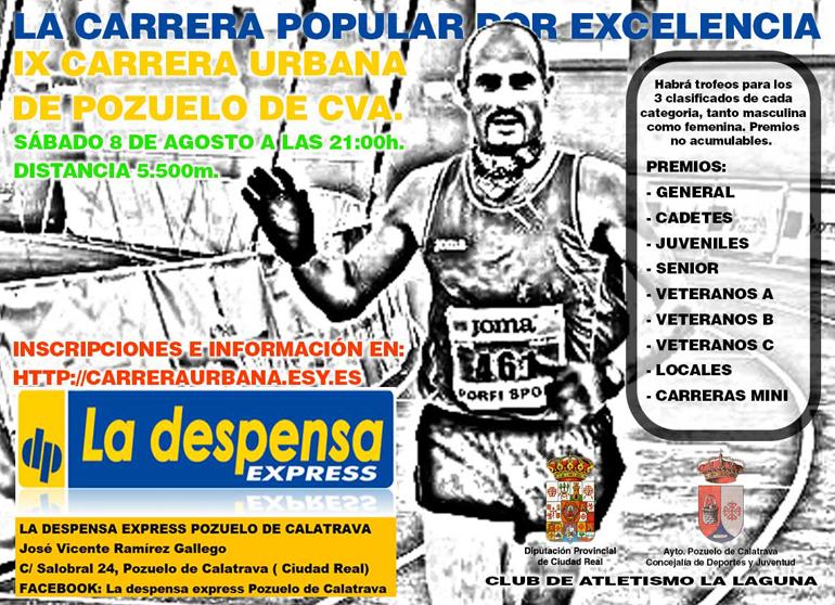 XI Carrera Urbana