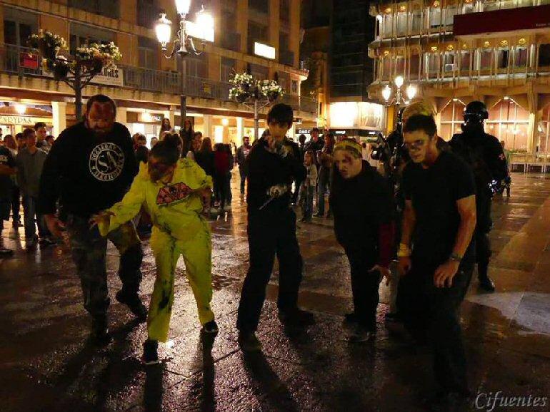 Ciudad Real sucumbe al XXXV Survival Zombie