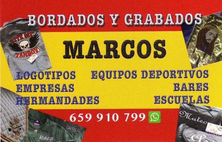 Tarjeta Bordados Marcos002 02 770