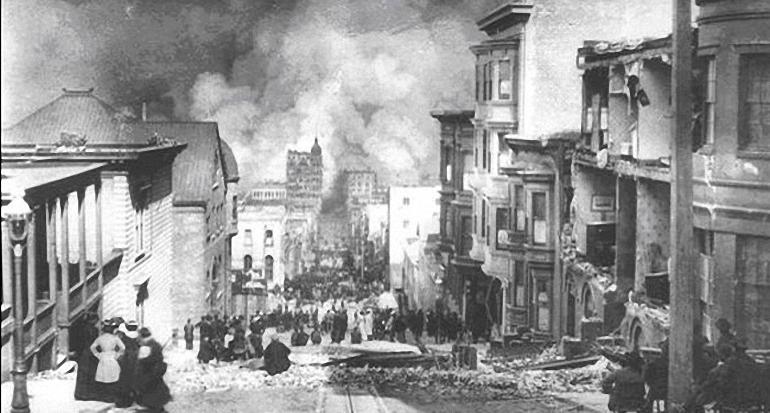 Almagro Crónica del terremoto ocurrido en almagro en 1755