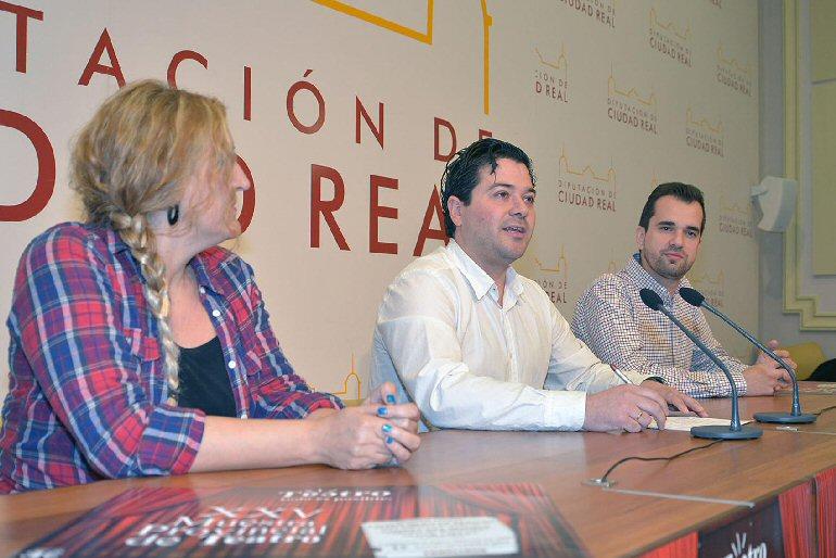 Ciudad Real La Diputación Provincial presenta la XXV Muestra Provincial de Teatro